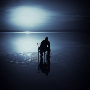 Sitting in Silence