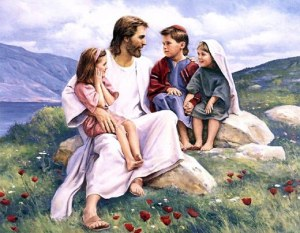 images-of-jesus-with-children-1